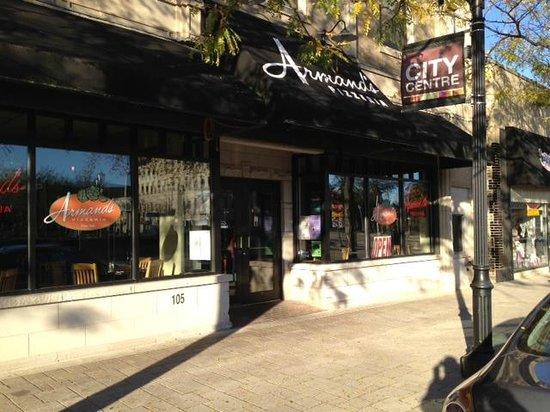 Armand S Pizza Pasta Elmhurst Exterior