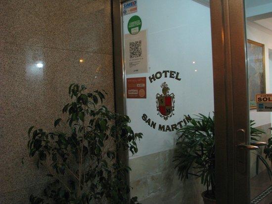 Villa Maria, Argentina: Puerta de entrada