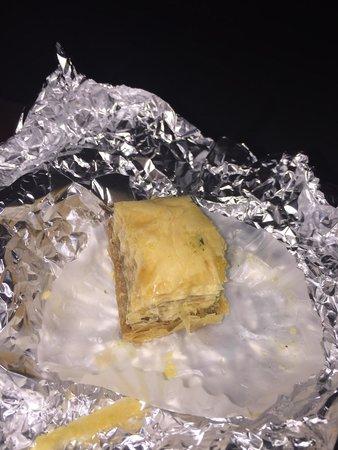 Mr. Falafel : Drool... Best baklava ever