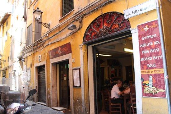 Trattoria La Ghiotteria: 店