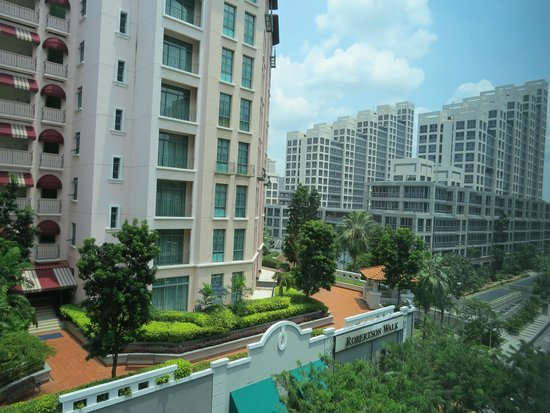 Park Hotel Clarke Quay Fraser Place Serviced Apartments