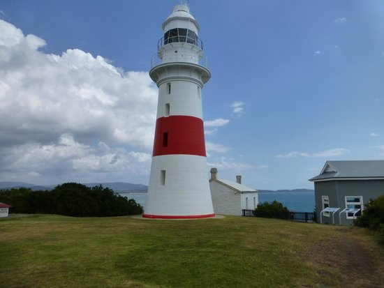 The Tamar Valley: Low Head Lighthouse