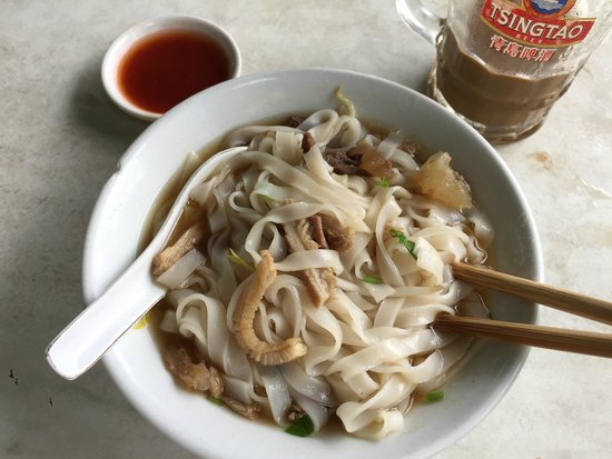 Green Hill Corner Hawker Centre: Beef Noodle