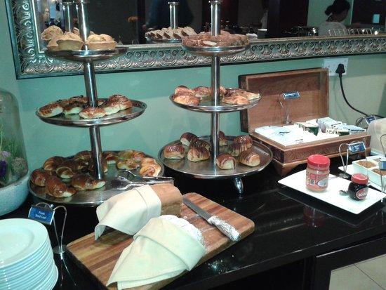 Protea Hotel by Marriott Blantyre Ryalls: Buffet de Café da Manhã