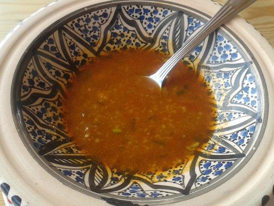 Chez Maman: soupe d'accueil