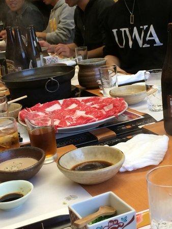 Shabu-Shabu & Japanese Cuisine Kisoji Seto