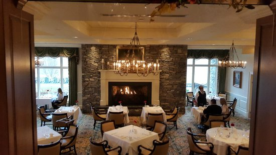 Superbe The Inn On Biltmore Estate: Breakfast In The Dining Room