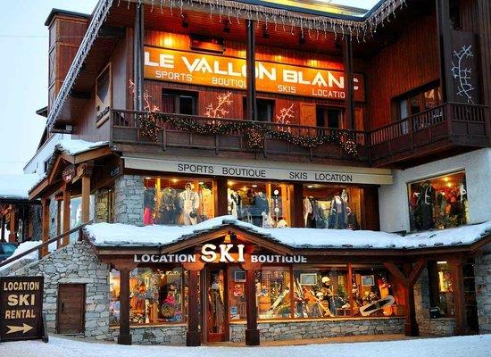 Le Vallon Blanc