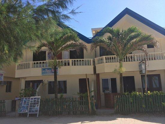 La Fiesta Resort: Our crib for 3 days