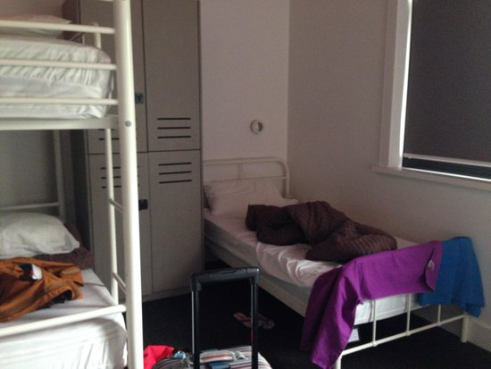 Bounce Sydney: Female dorm 4 bed