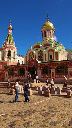 Kazan Cathedral : 1