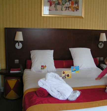 foto de vienna house magic circus paris magny le hongre. Black Bedroom Furniture Sets. Home Design Ideas