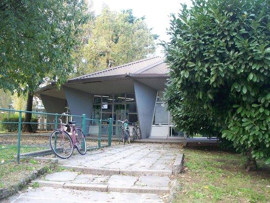 Biblioteca Parco Sempione di Milano