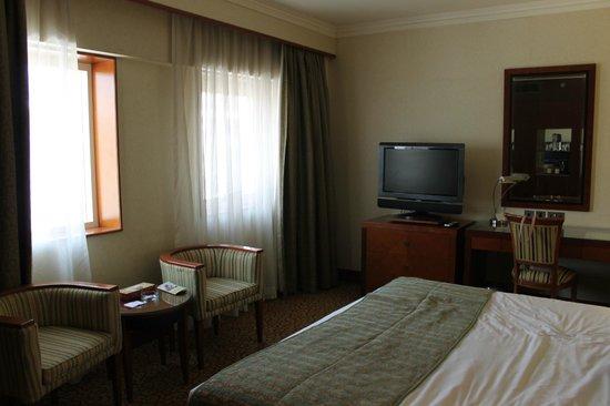 Ramee Royal Hotel: Наш номер