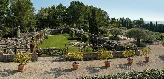 I giardini di villa fago picture of ristorante i - Giardini di villa fago ...