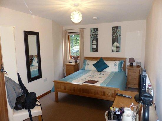 Grove Barn Cambridgeshire: Barn room
