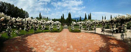 Ristorante i giardini di villa fago santa venerina - Giardini di villa fago ...