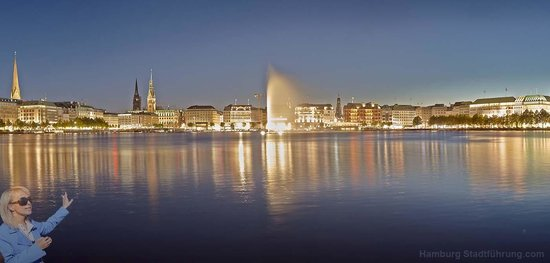 Hamburg Stadtfuehrung