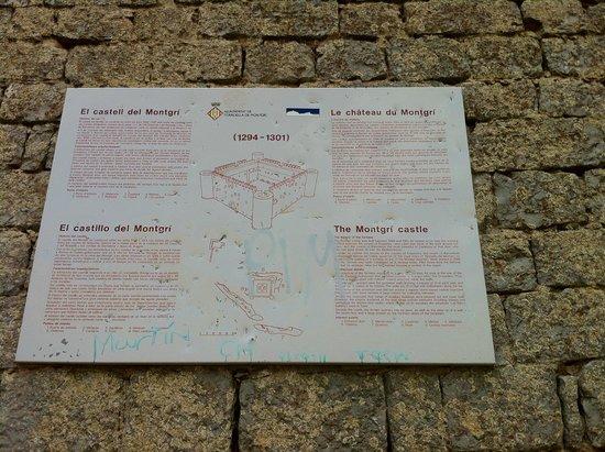 Castillo de Montgrí: Montgri