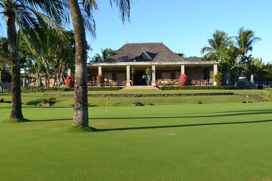 Heritage Golf Club : Club House