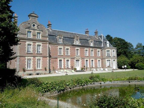 Chateau de Behen : château