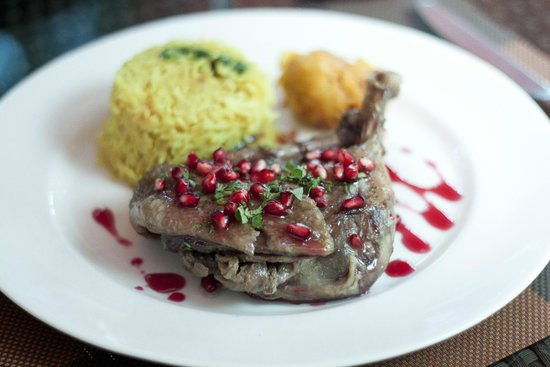 Tamarin : Slow cooked duck