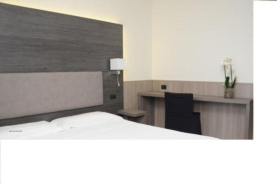 Hotel Giardino: new room
