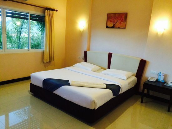 Kaew Samui Resort: Les chambres sont propres et spacieuses
