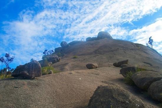 Girraween National Park: Stairway to Heaven....