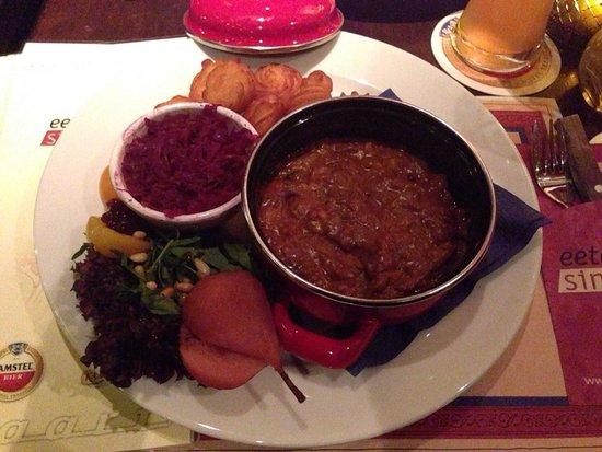 Cafe Sint Jan: Game stew