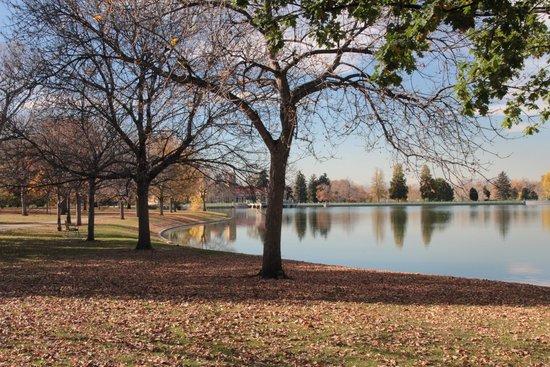 City Park - Denver : A melhor vista da cidade