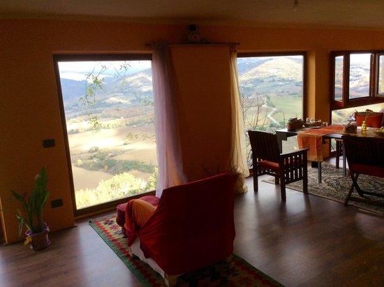 Il Borgo Sulla Collina B&B: Breakfast room