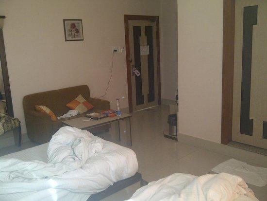 Hotel Royal Highness: Hotel room