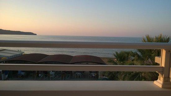 Hotel Nektar Beach: On our Balcony