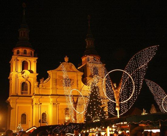 Barock-Weihnachtsmarkt