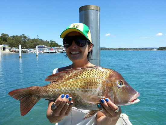 Fishing Offshore Noosa