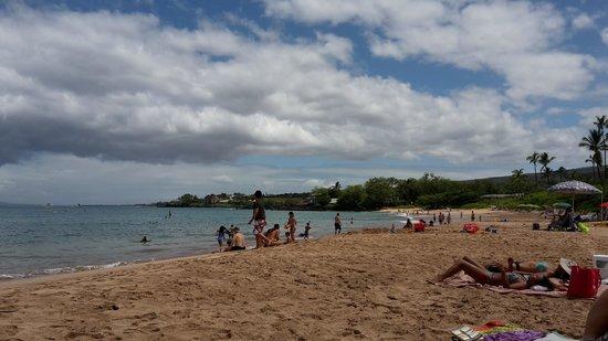 Maluaka Beach: la spiaggia