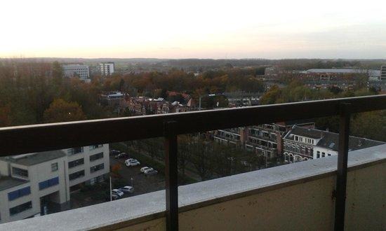 Hof van Wageningen WICC: Uitzicht kamer 901