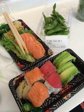 Ta-Maki Sushi Bar
