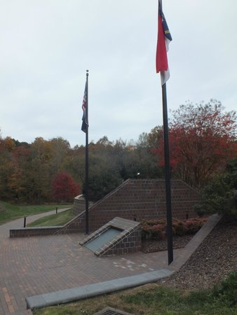 North Carolina Vietnam Veterans Memorial