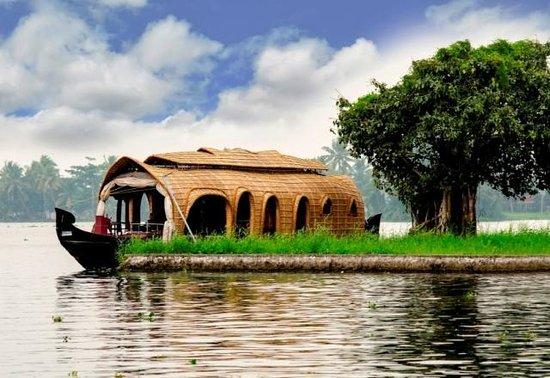 Kerala Backwaters: houseboat kerala boatguru