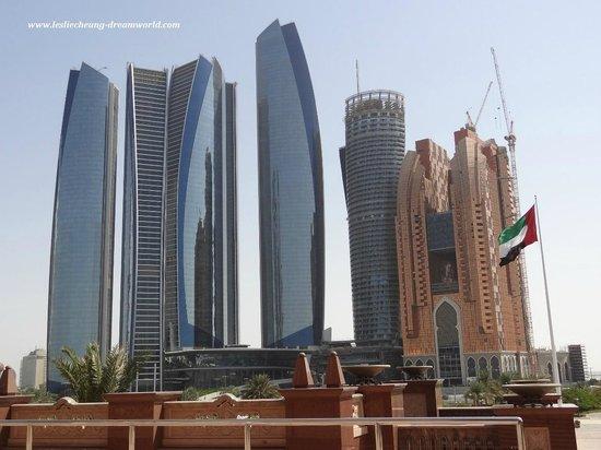 Abu Dhabi Capital Gate  Picture Of Dubai Private Tour Dubai  TripAdvisor