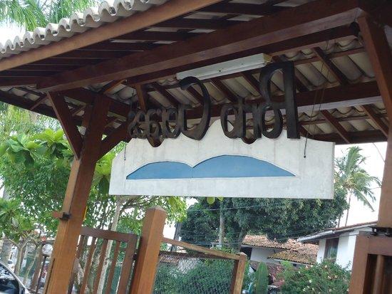 Porto Geraes Praia Hotel : Portaria do Hotel