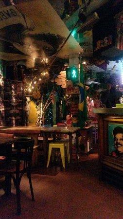 Gabriela : Le restaurant