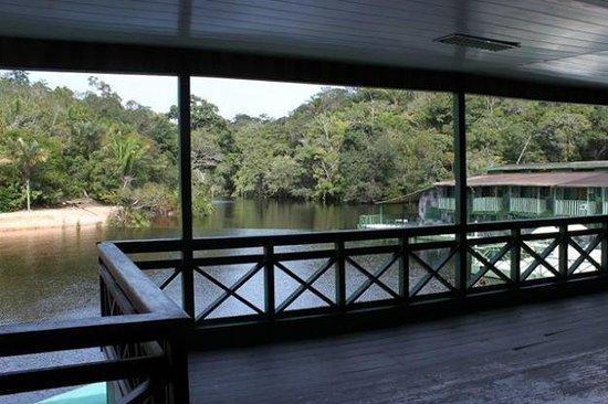 Amazon Geo Jungle Lodge : Amazonas