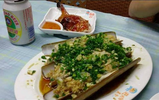 Shun Kee Typhoon Shelter Seafood