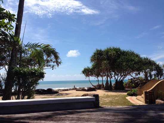 MOONLIGHT Exotic Bay Resort : Poolview