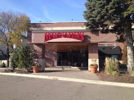Maynard S Maynards Restaurant In Excelsior