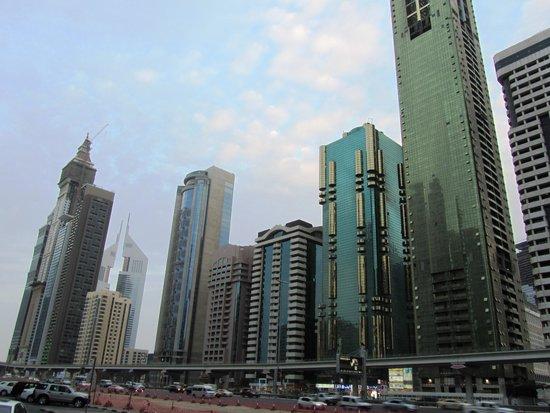 Towers Rotana : Из отеля