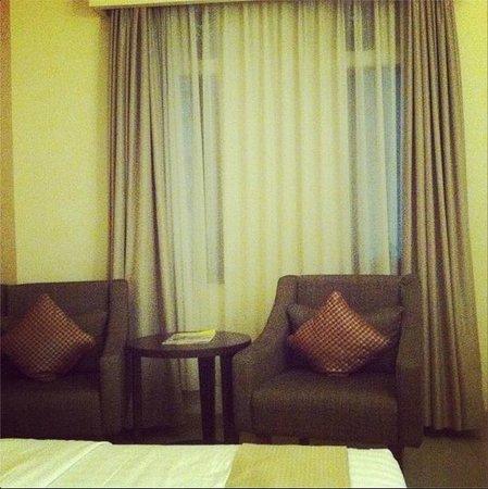 New Ayuda Hotel: Best Spot